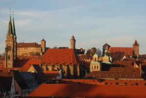 Die Nürnberger Burg (Bildnachweis: Martin Jäger - www.pixelio.de)