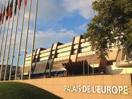 Das Palais de l'Europe